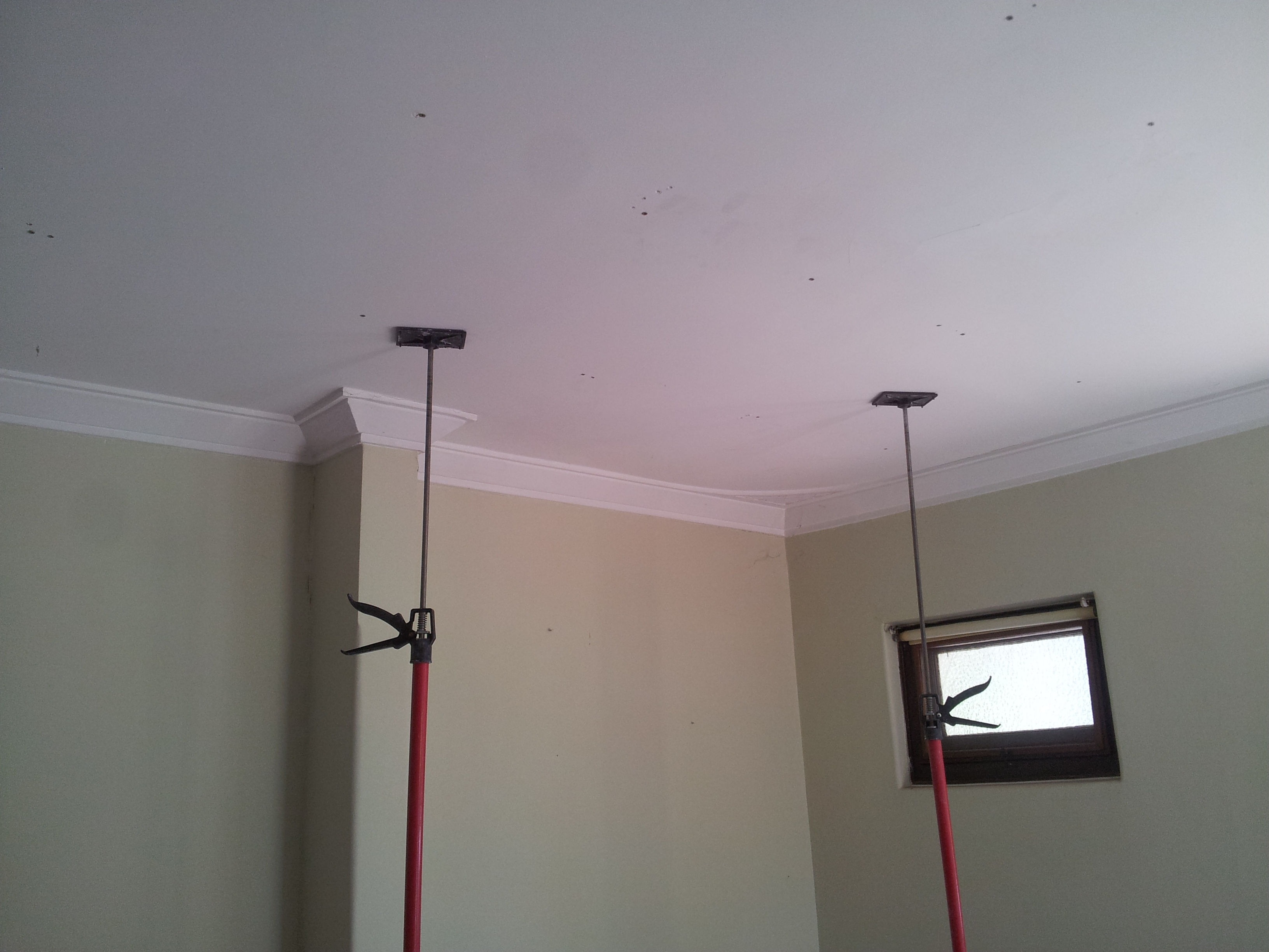 Clifton Road – Sagging Ceiling